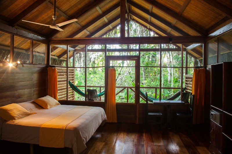 Sacha Lodge Amazon Ecuador