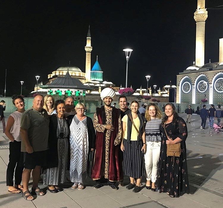 solo travel Turkey
