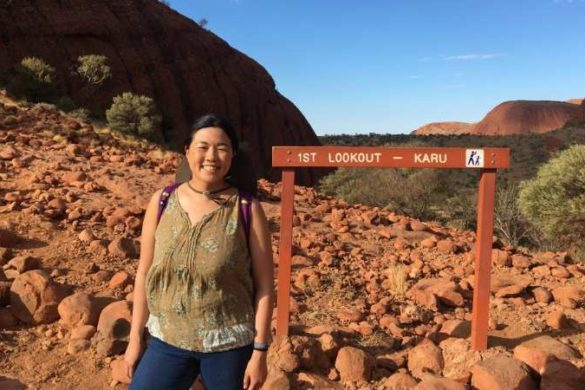 Uluru tours hiking