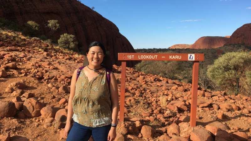 Uluru tours hiking