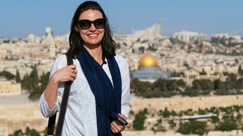 0e23ce13168 Solo Female Travel in Israel and the Palestinian Territories ...