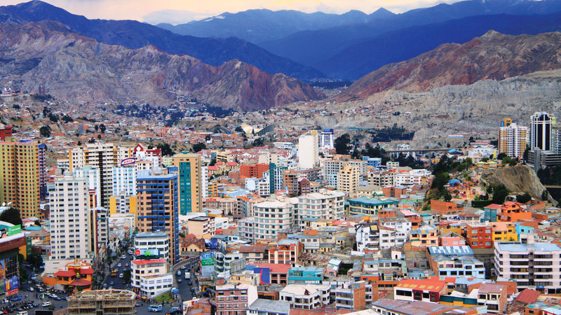 La Paz bolivia travel guide