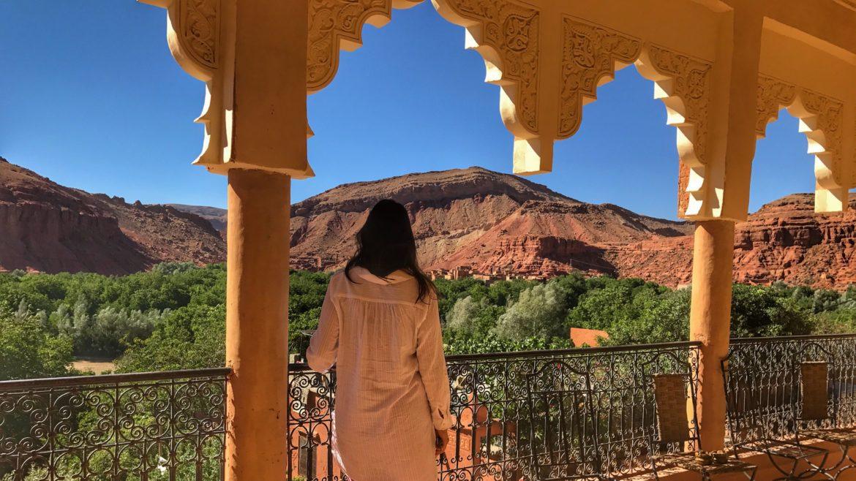 Morocco homestay