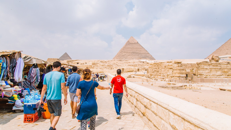 Egypt one week guide
