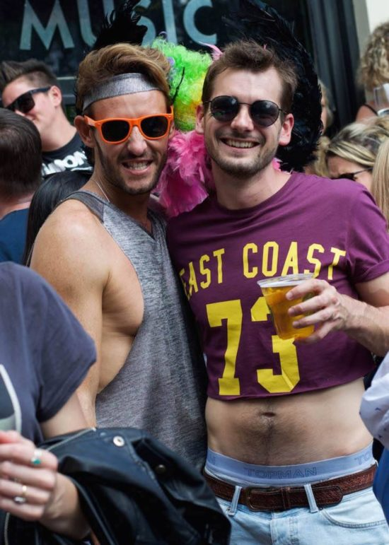 Melbourne Pride gay travel