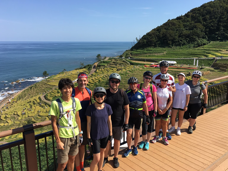 new adventure cycling tours Japan