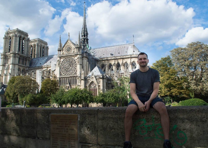 Paris gay travel