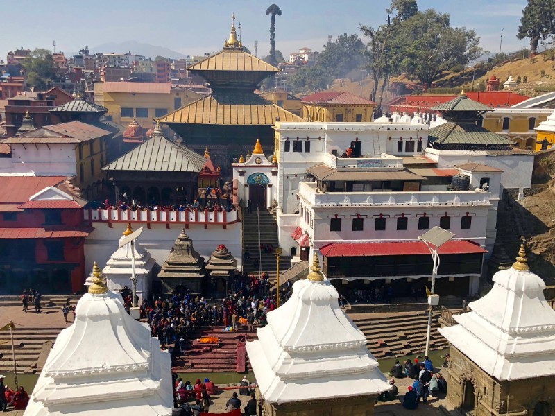 what to do in Kathmandu Pashupatinath Temple