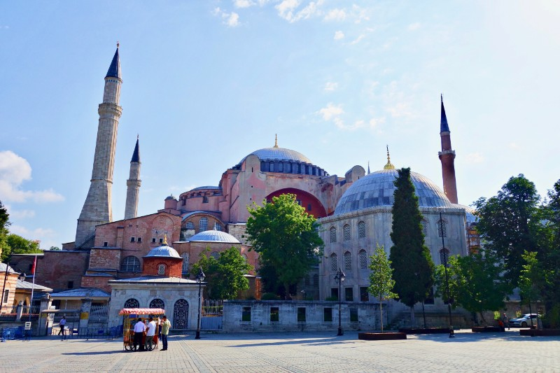where to go in Turkey