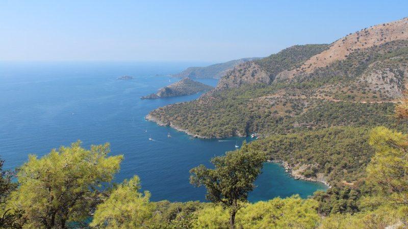 The Turquoise Coast, Turkey