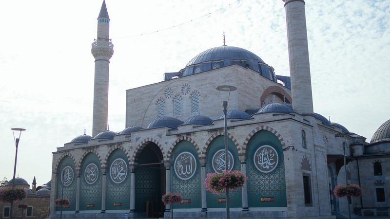 Konya Mosque.