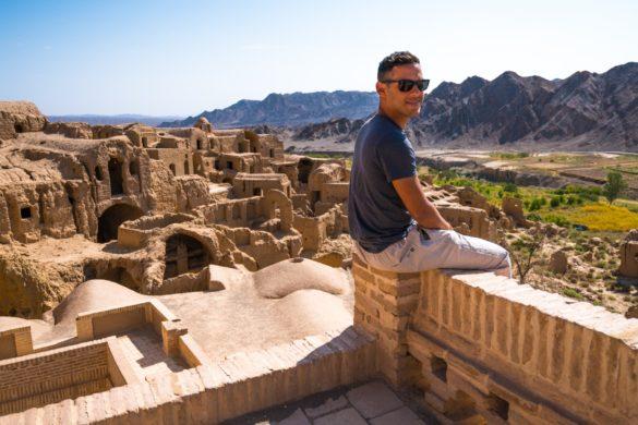 American travel to Iran