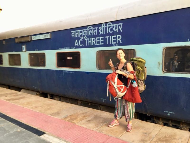 India overnight trains