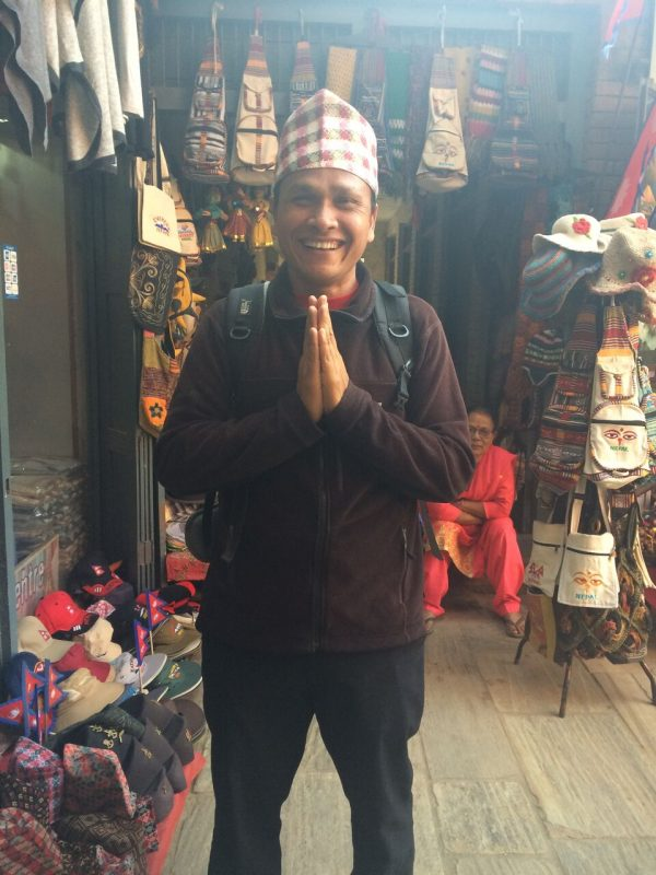 Bhaktapur market Nepal