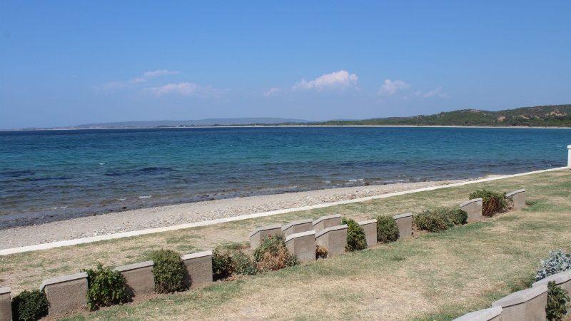 Anzac Cove coastline