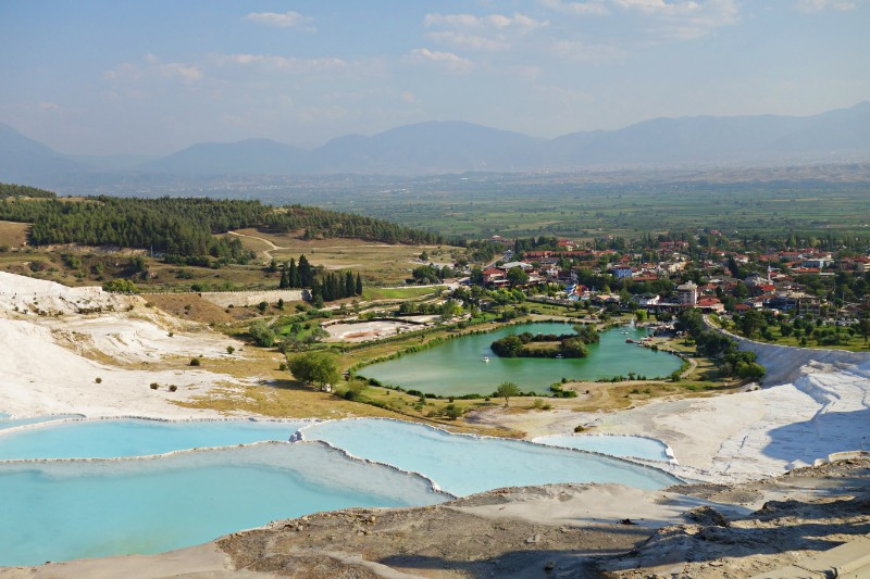 Pamukkale Turkey