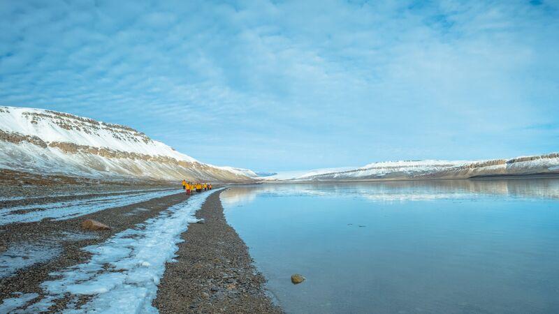 Arctic trip flexibility