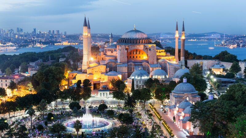 Turkey one week guide