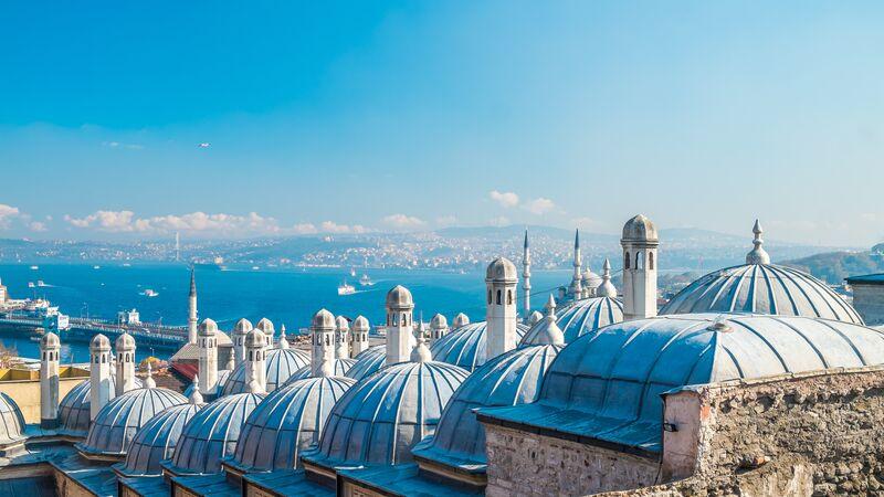 Süleymaniye Mosque Turkey one week guide