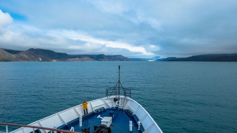 Greenland travel