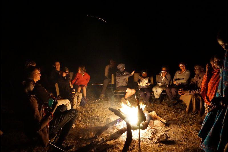 Kenya family safari Maasai experience