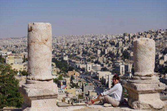 visiting Amman Jordan