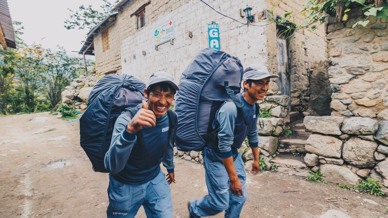 Why The Travel Industry is Stepping Up For Porters | Intrepid