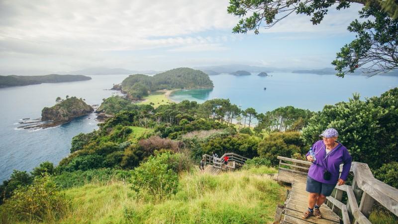 New Zealand's Bay of Islands