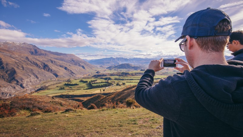 Cardrona on New Zealand's South Island