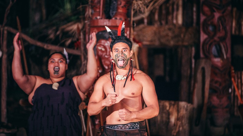 Meeting the Māori in New Zealand