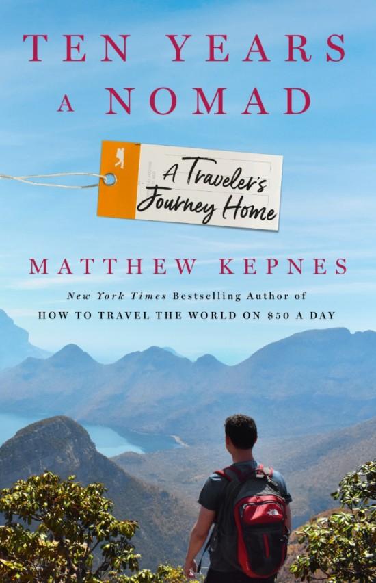 Nomadic Matt book launch