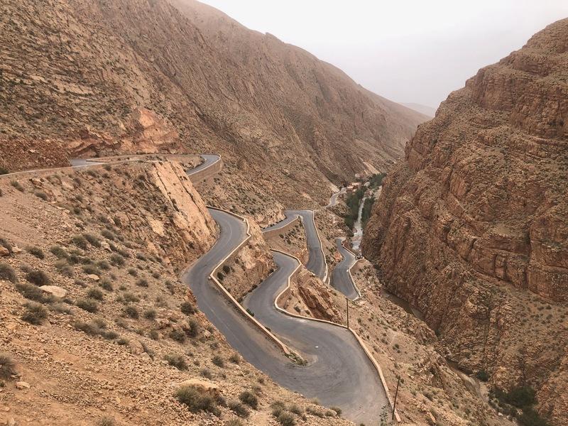Cycling Morocco