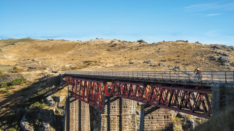 Central Otago Rail Trail Bridge
