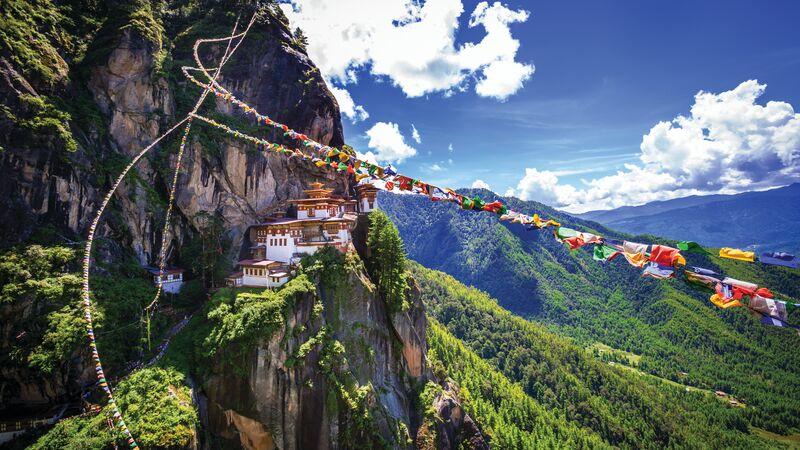 Bhutan_Taktsang