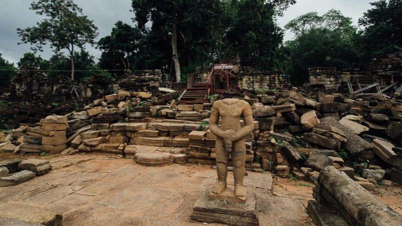 Ruins in Banteay Chhmar