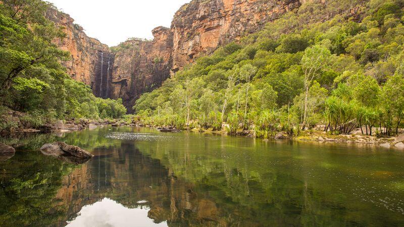 Water hole in Kakadu