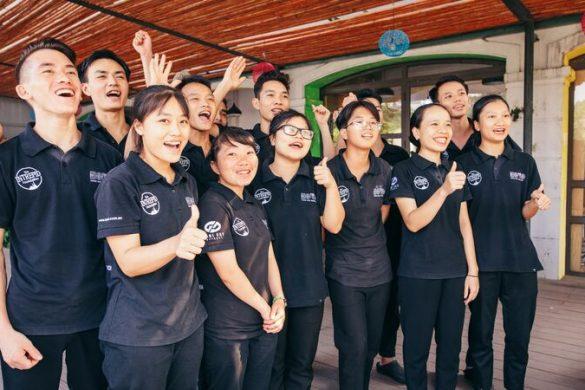 KOTO Students in Hanoi