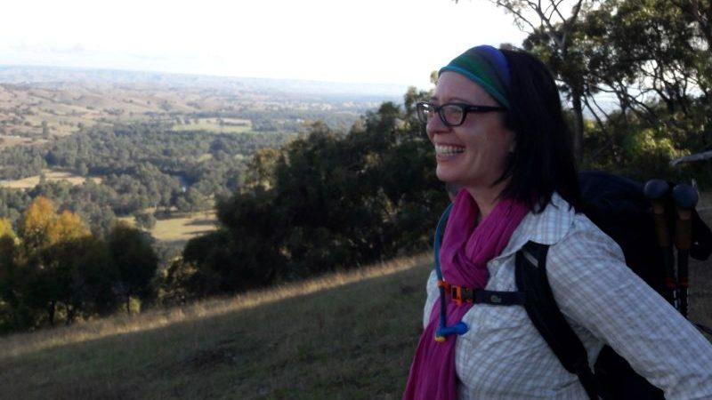 Dr Susanne Etti, Intrepid Travels Environmental Impact Specialist.