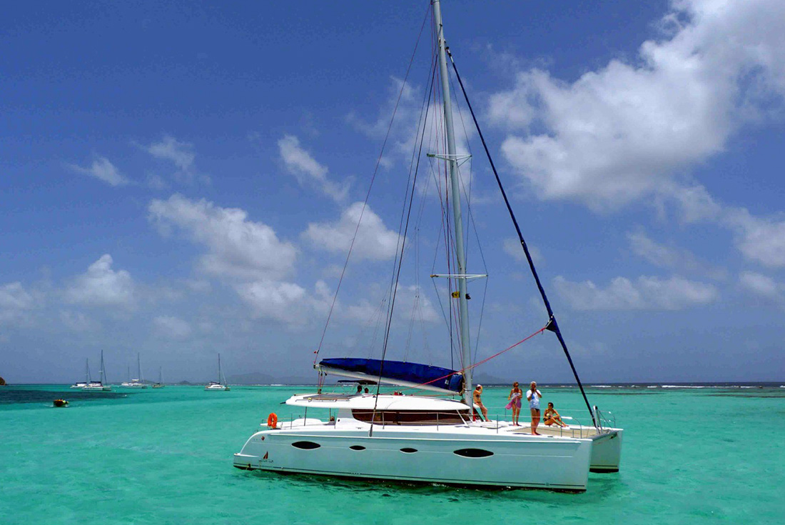 Explore The Beauty Of Caribbean: Sailing The Caribbean