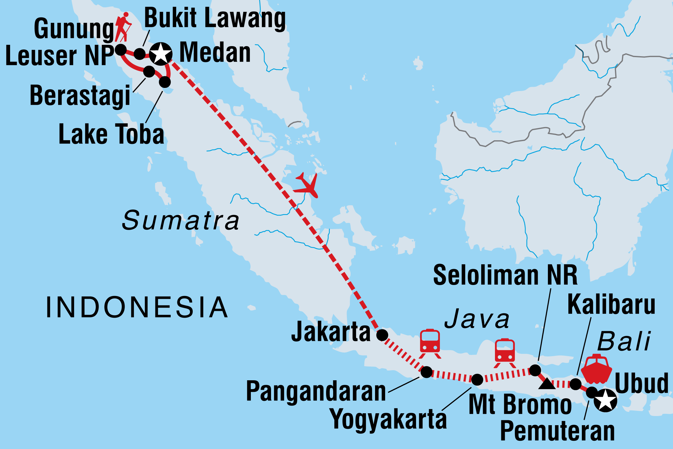 Image result for Travel Indonesia: Jakarta, Sumatra and More