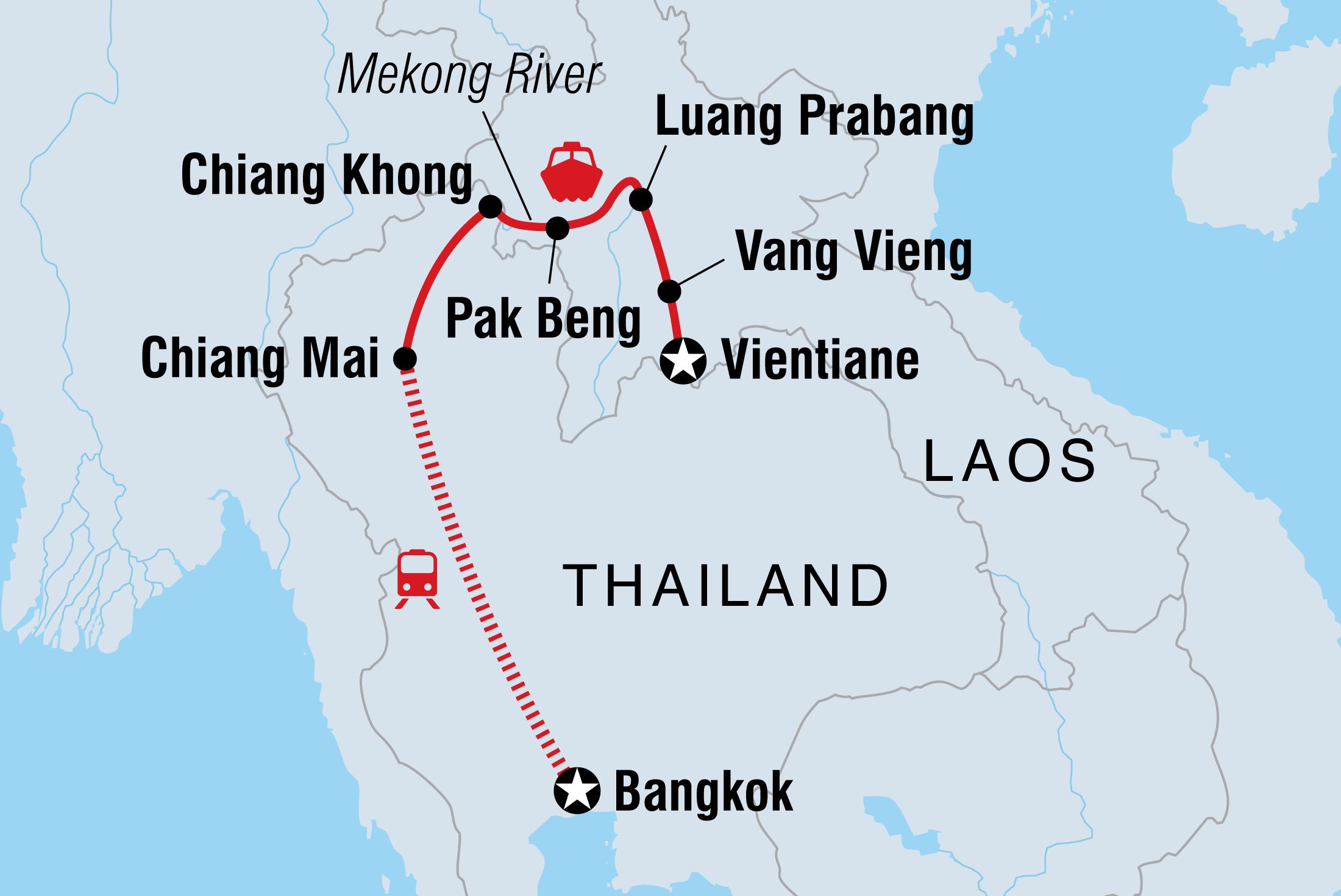 Thailand Laos Adventure Intrepid Travel Eu