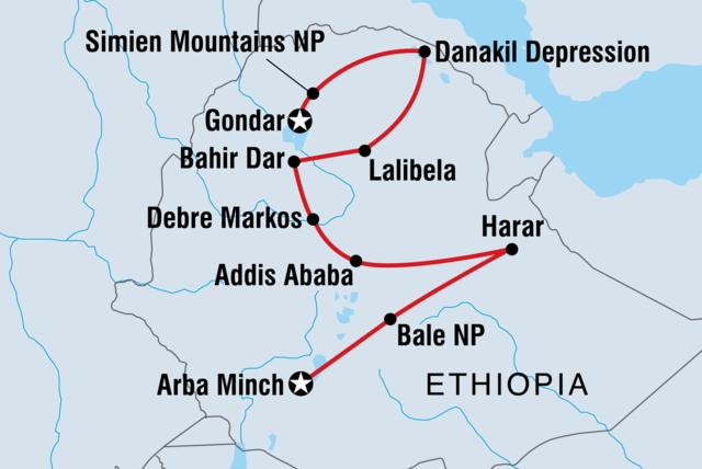 Ethiopian Explorer | Intrepid Travel