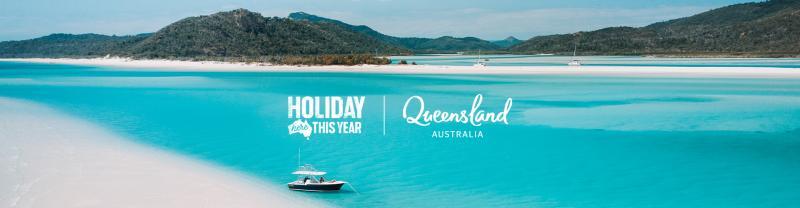 Whitehaven Beach, QLD