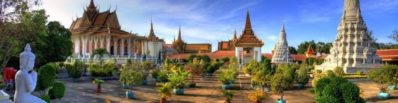 Photo of  Phnom Penh Royal Palace