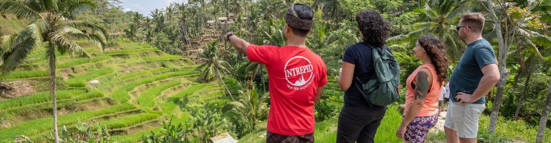 Experience the real Bali with Intrepid Travel