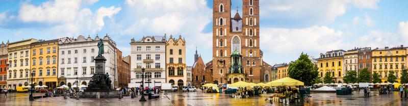 Poland_Krakow_city_centre