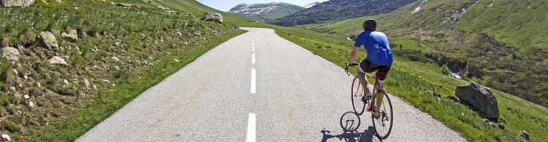 Cycle through the French Alps on an Intrepid Cycling adventure