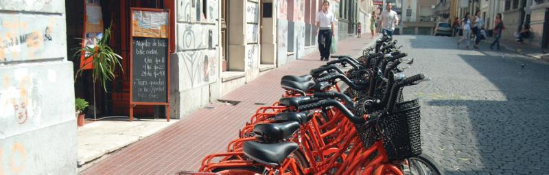 bikes in buenos aires