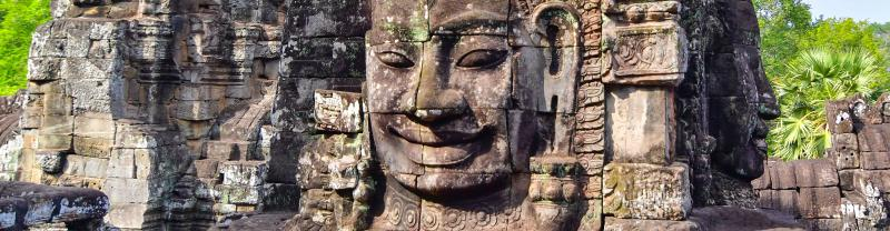 Explore the temples of Cambodia with Intrepid Travel