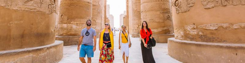 Uncover the beauty of Egypt & Jordan with Intrepid Travel